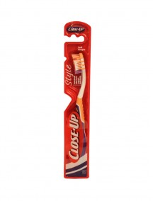 Close Up Style Soft Toothbrush with Massage Bristles