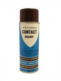 Contact Spray Paint 10 oz - Walnut