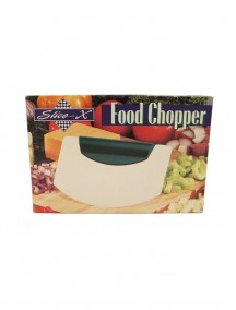 Food Chopper & Squeegee