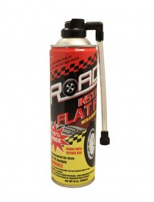Road Instant Flat Fix with Hose 16 oz