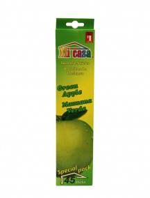 Mi Casa Incense Sticks 45 ct  - Green Apple