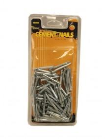 """Cement Nails 1 1/2"""" 10.5 oz"""