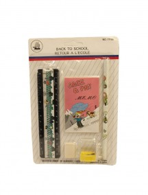 Back To School 5pc Kit