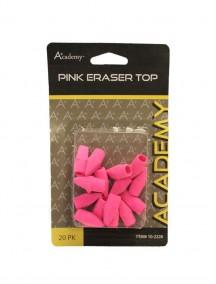 Pink Eraser Top 20 pk
