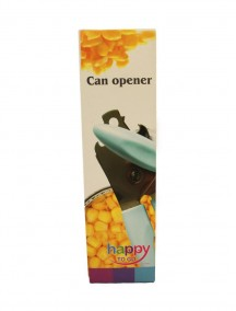 Happy To Go Can Opener - Blue