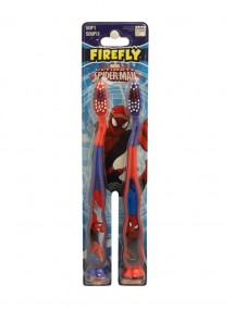 Firefly Kids Soft Toothbrushes 2 pk - Ultimate Spider Man