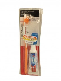 Orazen Toothbrush Travel Kit