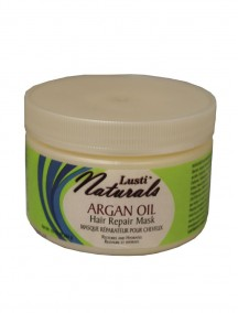 Lusti Naturals Argan Oil Hair Repair Mask 10 oz