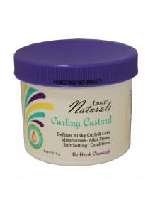 Lusti Naturals Curling Custard 4 oz