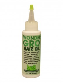 Wonder Gro Hair Oil 4 fl oz Concentrated Formula