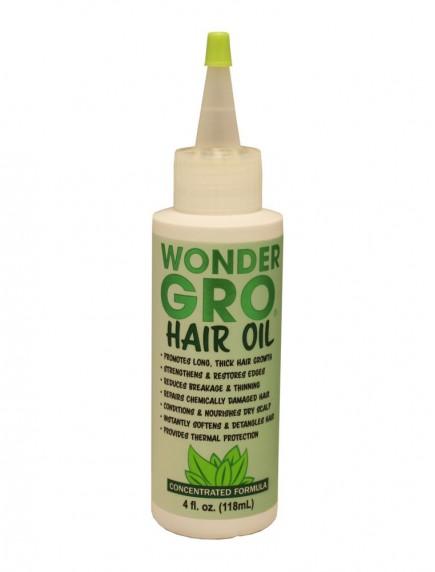 Wonder Gro Hair Oil 4 fl oz Concentrated Formula
