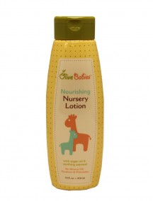 Olive Babies Nourishing Nursery Lotion 14 fl oz