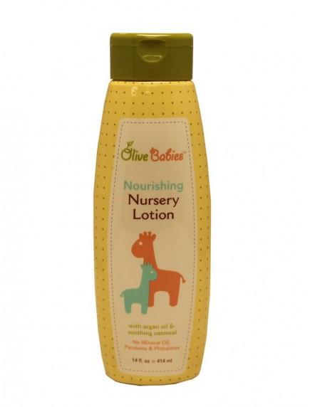 Olive Babies Nourishing Nursery Lotion 14 fl oz