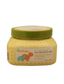 Olive Babies Skin Protectant Pure Petroleum Jelly 8 oz