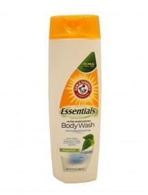 Arm & Hammer Essentials Body Wash 12 Fl oz - Simply Fresh
