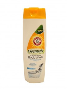 Arm & Hammer Essentials Body Wash 12 fl oz - Clear Water