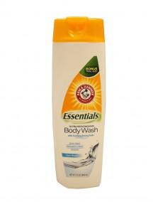 Arm & Hammer Essentials Body Wash 12 fl oz - Clear Water