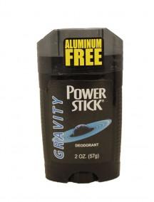 Power Stick 2 oz Anti-Perspirant & Deodorant - Gravity