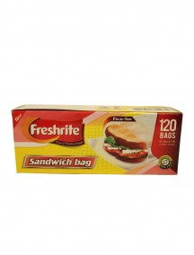 Freshrite Fold Top Sandwich Bags 120 ct