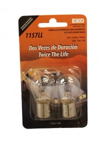Eiko Auto Replacement Bulbs 14v 2 ct - 1157LL