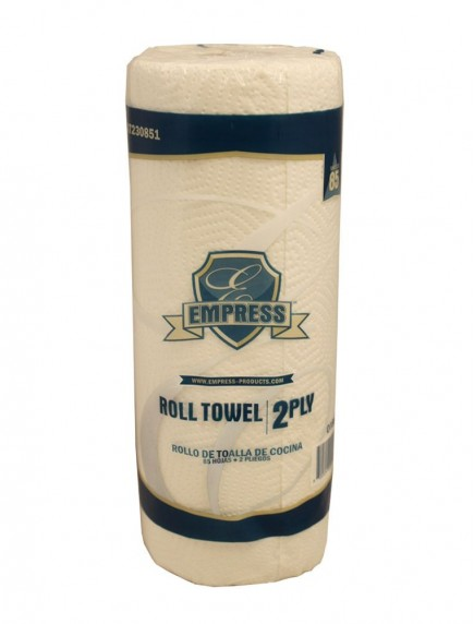 Empress Paper Towel Roll 2 Ply 85 Sheets