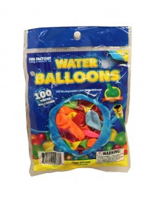 Water Balloons 100 ct