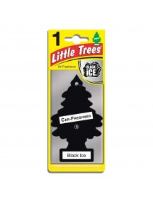 Little Trees 1 ct Air Freshener - Black Ice