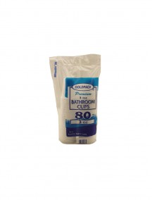 Bathroom Cups 80ct/3 oz