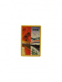 Amtrak Playing Cards Deck
