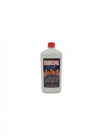 Charcoal Chef 32 oz Odorless Lighter Fluid