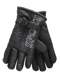 Men Sport Grip Glove Insulated