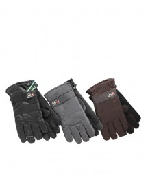 Men Nylon Gloves with Grip - Assorted Colors