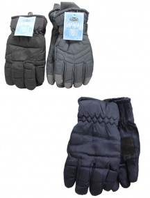 Men Ski Gloves - Assorted Colors