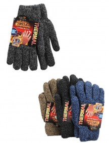 Heat Zone Thermal Gloves - Assorted Colors