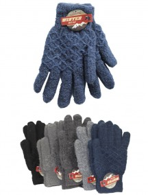 Deluxe Gloves Insulated - Assorted Colors