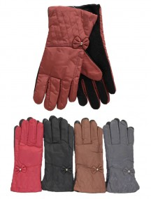 Women Nylon Gloves - Assorted Colors