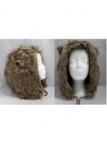 Women Faux Fur Hat