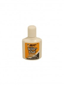 Bic Wite Out Quick Dry Correction Fluid