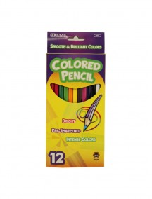 Bazic Colored pencils 12 pk.