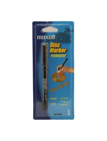 Maxell Permanent Disk Marker